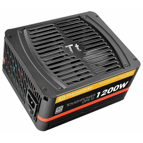 Блок питания Thermaltake Toughpower DPS G Platinum 1200W блок питания hpe qw939a 300w platinum