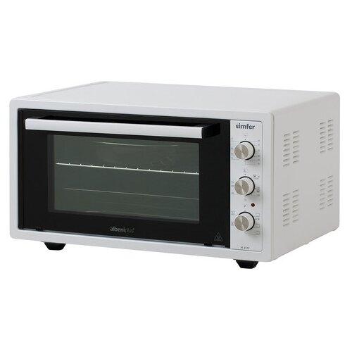 Мини-печь Simfer Albeni Plus Comfort M4572 белый