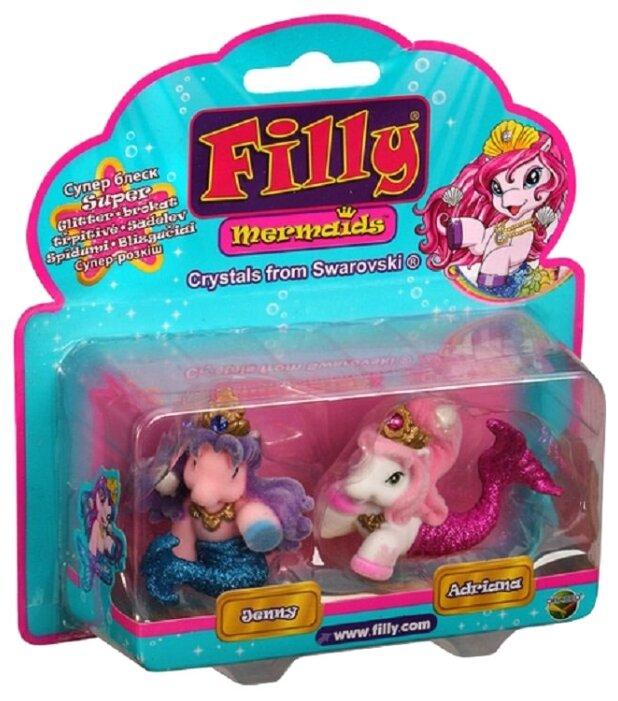Игровой набор Filly Mermaids Лучшие друзья Дженни и Адриана M063010-3850