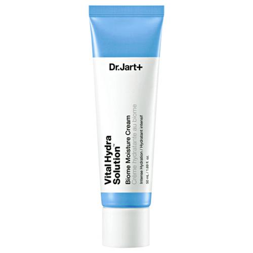 Фото - Dr.Jart+ Vital Hydra Solution Biome Moisture Cream Интенсивно увлажняющий крем, 50 мл dr jart увлажняющий крем для глаз vital hydra solution biome eye cream 20 мл
