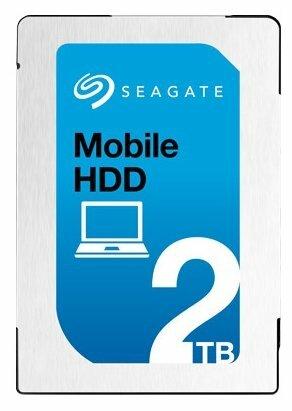 Жесткий диск Seagate ST2000LM007