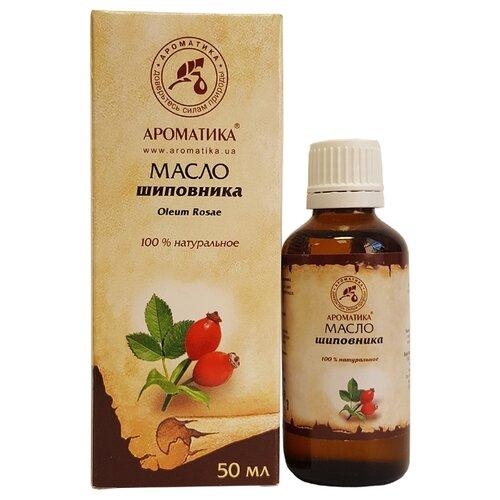 Масло для тела Ароматика Шиповника, 50 мл ароматика масло косметическое против морщин для лица 50 мл