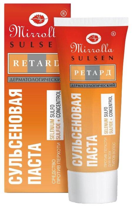 Mirrolla Sulsen Паста «Сульсен Ретард» для всех типов волос против перхоти
