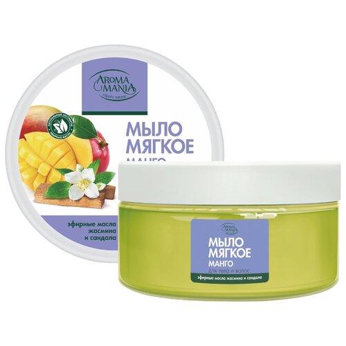 Мыло мягкое AROMA MANIA манго 250 млМыло<br>