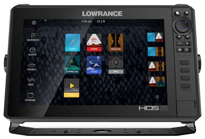 Эхолот Lowrance HDS-12 LIVE