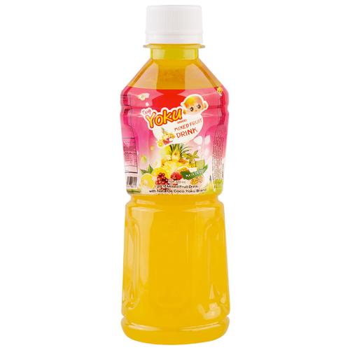 Напиток сокосодержащий YOKU Фруктовый микс, 0.32 л