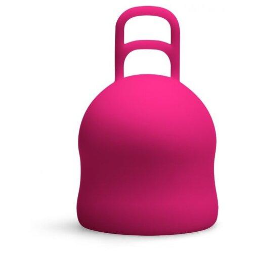 Merula чаша менструальная XL розовый XL