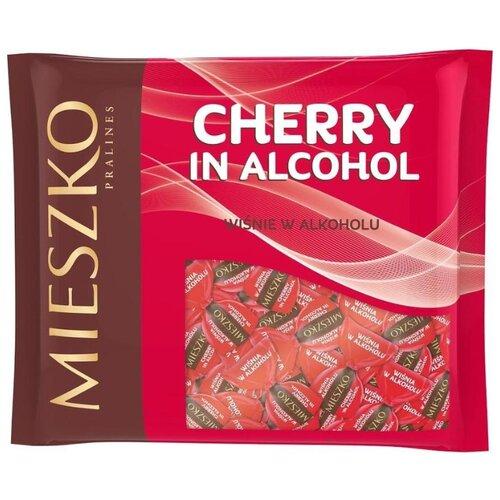 Конфеты Mieszko Вишня в ликере, 1 кг magdalena koziarek mieszko i