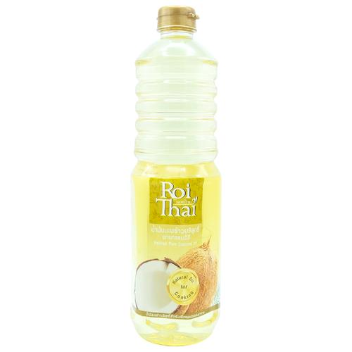 Roi Thai Масло кокосовое рафинированное для жарки 1 лМасло растительное<br>