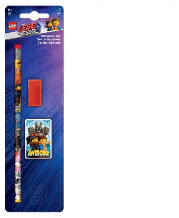 LEGO карандаш чернографитный Movie 2 Epic Space Opera (52314)