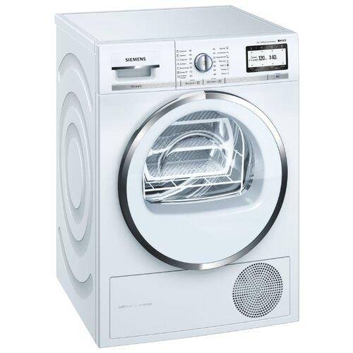 Сушильная машина Siemens WT47Y782OE белый