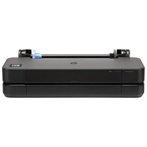 Фото - Принтер HP DesignJet T230 (24-дюймовый), черный принтер hp designjet t1700dr postscript 1vd88a чёрный