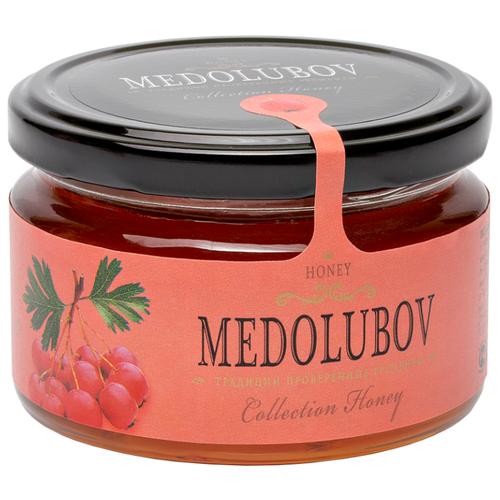 Мед Medolubov Боярышниковый 250 мл