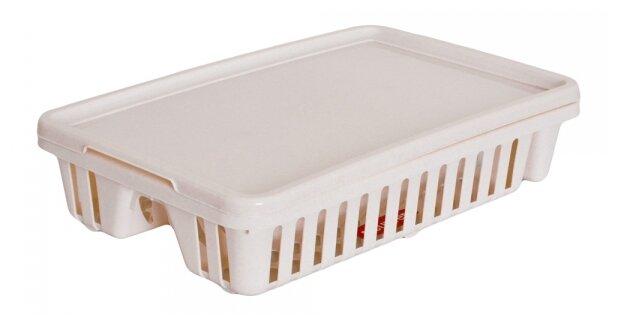 Сушилка для посуды CURVER Мини 42х26,5х8,2 см