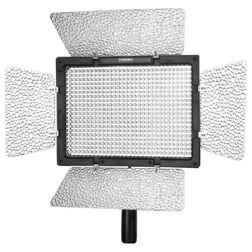 Фото - Светодиодный осветитель Yongnuo YN-600 L LED 5500K осветитель yongnuo led yn 300 iii 3200 5500k yn300iii3255