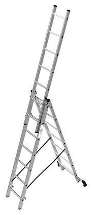 Лестница трансформер 3-секционная ОЛИМП 1230307 A
