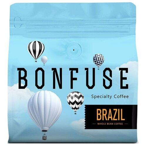Кофе в зернах Bonfuse Brazil, арабика, 250 г