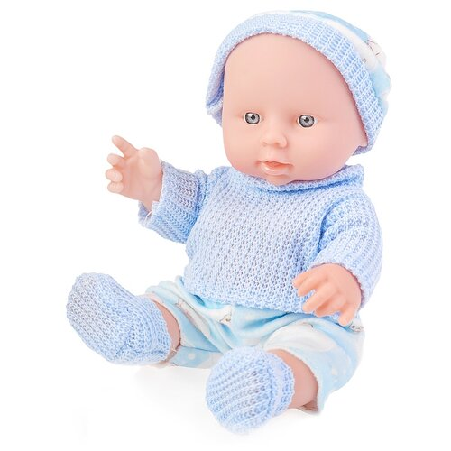 Пупс Oubaoloon QinHao Baby, 24 см, QH6011-4