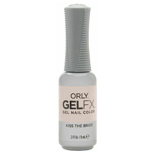 Гель-лак Orly Gel FX Nail Lacquer, 9 мл, оттенок 30016 Kiss The Bride orly базовое покрытие gel fx basecoat 18 мл прозрачный