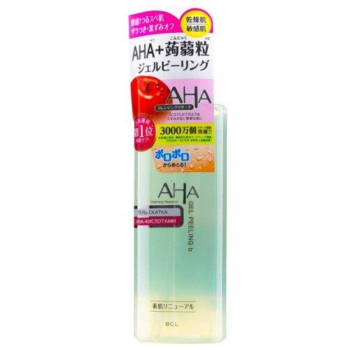 BCL гель-скатка для лица очищающая с AHA-кислотами Sensitive 145 мл недорого
