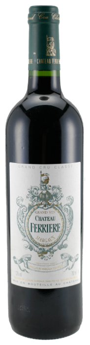 Вино Chateau Ferriere, 2011, 0.75 л