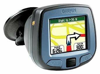 Навигатор Garmin StreetPilot i3
