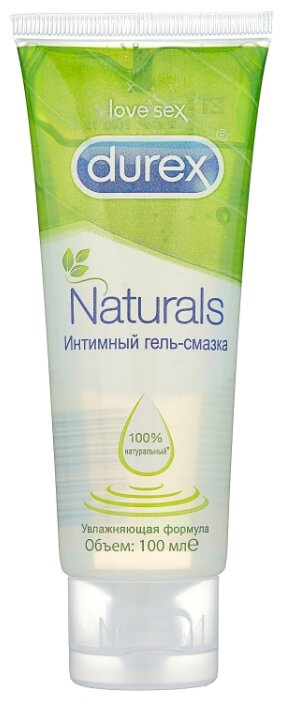 Гель-смазка Durex Naturals