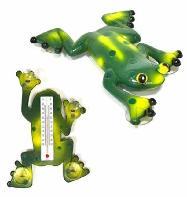 Термометр PlanetGarden Лягушка