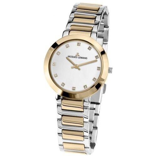 Фото - Наручные часы JACQUES LEMANS 1-1842O наручные часы jacques lemans 1 2094d