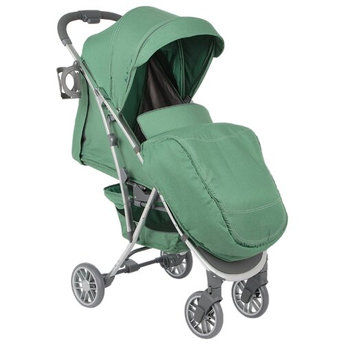 цена Прогулочная коляска Corol S-9 (2019) зеленый, цвет шасси: серый онлайн в 2017 году
