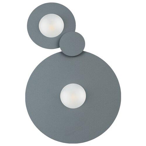 Люстра De Markt Круз 637017702, 20 Вт потолочный светильник de markt 637017702 led 5 вт