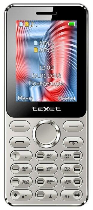teXet Телефон teXet TM-212