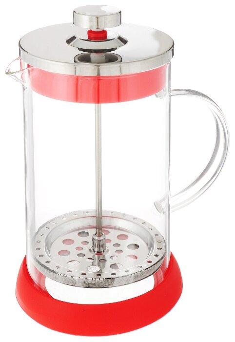 Чайник заварочный/кофейник BEKKER BK-7646, 800 мл