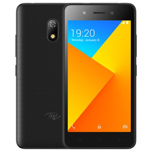 Смартфон Itel A16 Plus черный смартфон