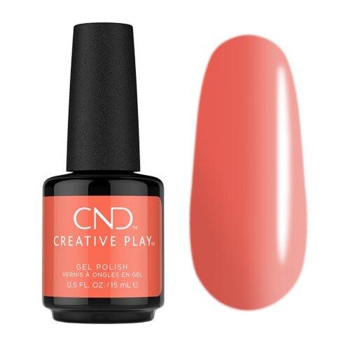 Купить Гель-лак для ногтей CND Creative Play, 15 мл, #423 Peach Of Mind
