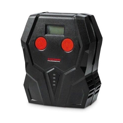 Автомобильный компрессор CROWN CT36059 черный