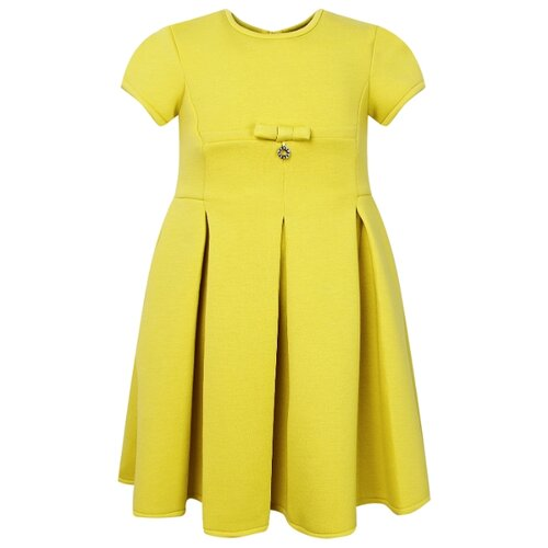 Купить Платье Mayoral размер 98, желтый, Платья и сарафаны