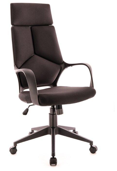 Компьютерное кресло Everprof Trio Black T офисное — сколько стоит — выбрать на Яндекс.Маркете
