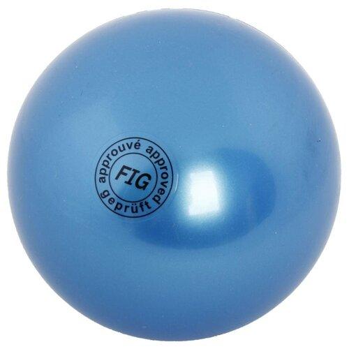 Фото - Мяч для художественной гимнастики Larsen AB2801 синий мяч larsen duplex 5 301716