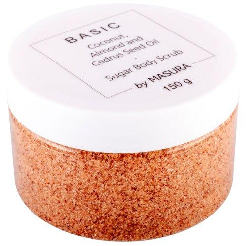 Masura Сухой сахарный скраб для рук и тела 150 гСкрабы и пилинги<br>