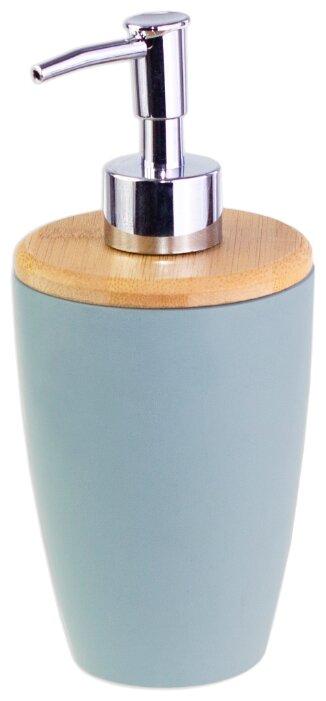 Дозатор для жидкого мыла PROFFI Home Blue
