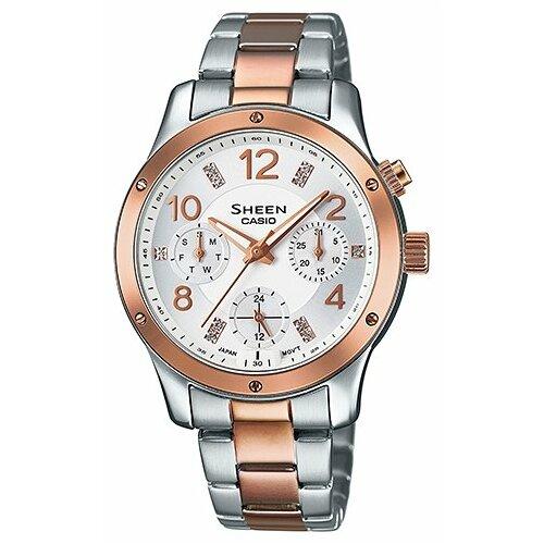 Наручные часы CASIO SHE-3807SPG-7A casio steel bracelet men s watch mtp1128a 7a