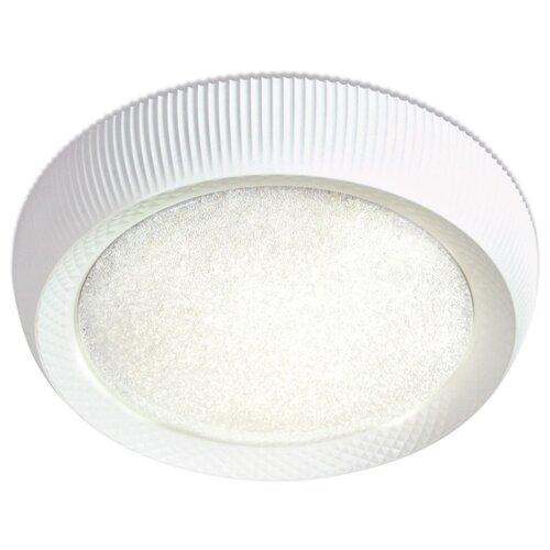 Светильник светодиодный Ambrella light FS1240 WH/SD 48W D500, LED, 48 Вт светильник светодиодный ambrella light fs1232 sd 48w d480 orbital led 48 вт