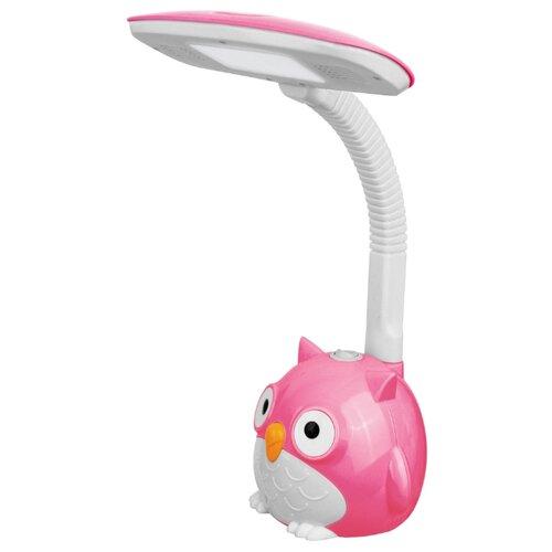 Светильник настольный Camelion KD-855 розовый LED