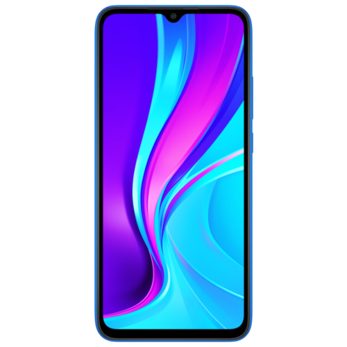 Смартфон Xiaomi Redmi 9C 2/32GB (NFC) синий (29264) смартфон xiaomi redmi 9c 2 32gb nfc синий
