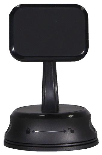 Магнитный держатель CARLINE MG5-PB черный фото 1