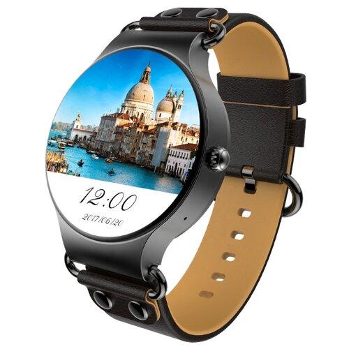 Часы KingWear KW98 черныйУмные часы и браслеты<br>