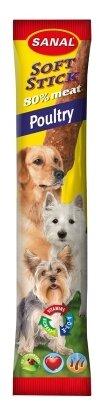 Лакомство для собак Sanal Soft Stick Цыпленок