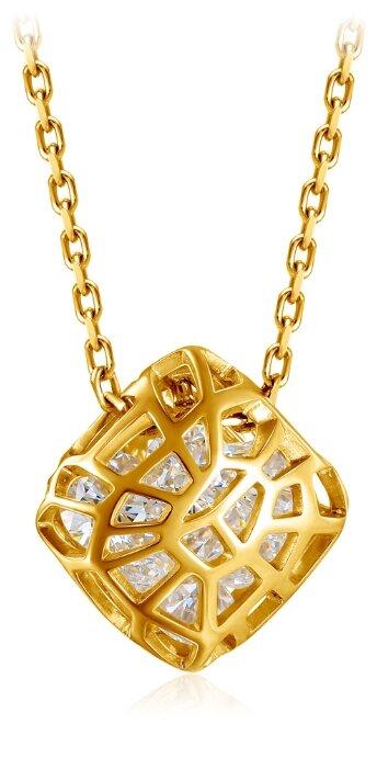 Бронницкий Ювелир Колье из желтого золота 54311835