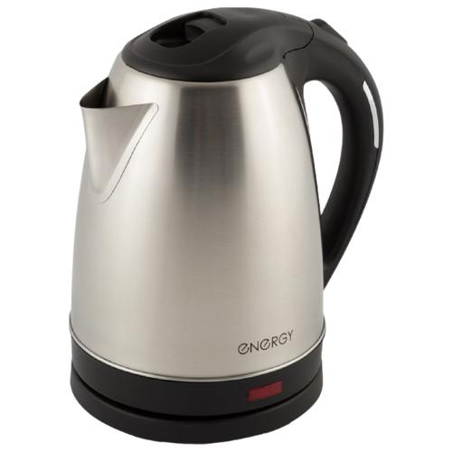 Фото - Чайник Energy E-239, серый/черный чайник energy e 274 черный